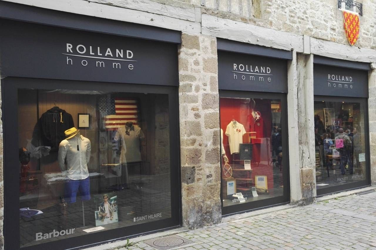 Rolland Homme - Commerce Dinan - Boutic photo 3