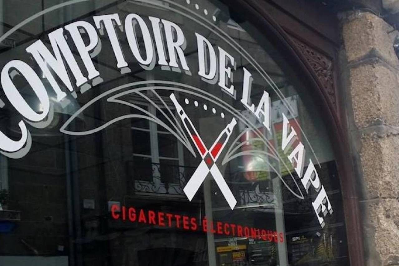 Comptoir de la Vape - Commerce Dinan - Boutic photo 2