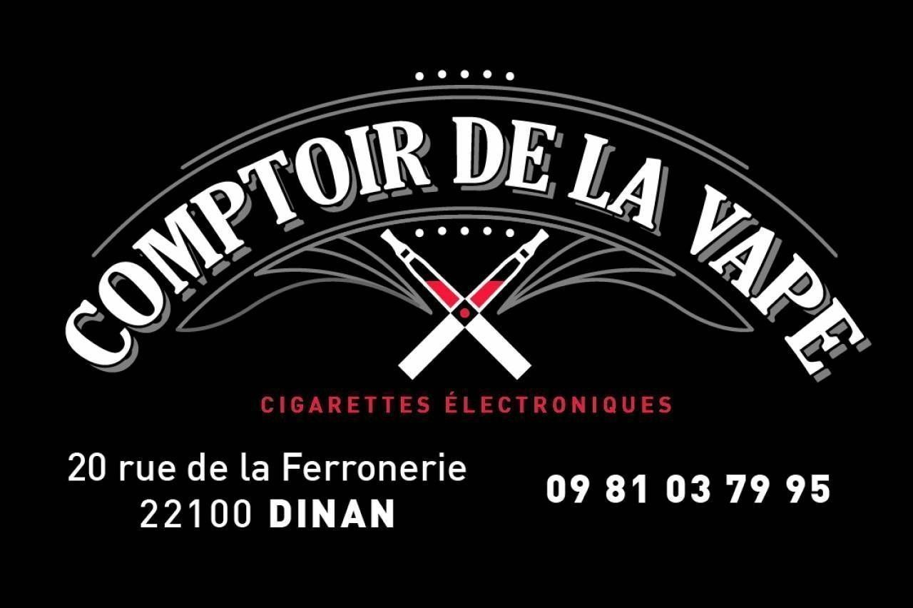 Comptoir de la Vape - Commerce Dinan - Boutic photo 1