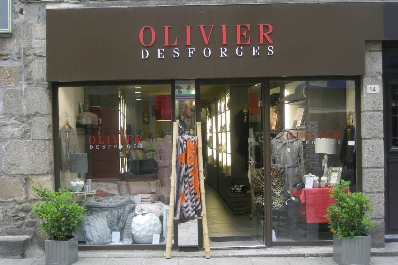 Olivier Desforges - Commerce Dinan - Boutic photo 1