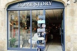 Home Story  - commerces Dinan
