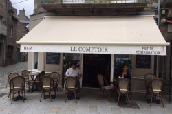 Le comptoir  - Bars / Restaurants Dinan