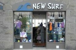 New Surf - commerces Dinan