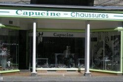 Capucine - Chausseur / Maroquinerie Dinan