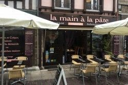 La main à la pate  - Bars / Restaurants Dinan