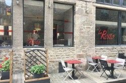 Le resto - Bars / Restaurants Dinan
